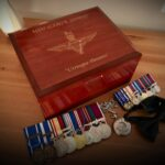 Personalised Medal Box – Mess Kit Clutter Box