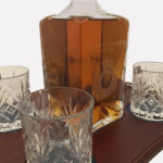 4 Glass Decanter Crystal 4