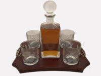 Decanters & Tray Sets