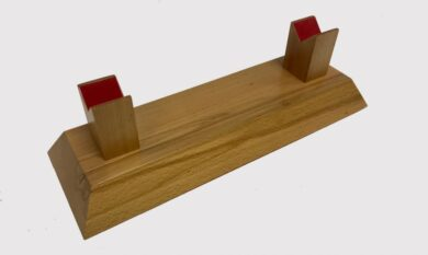 Pace Stick Holder Pine 3