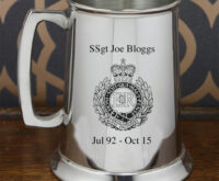 Personalised Pewter Tankard