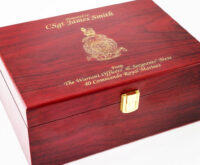 Rosewood Port & Whiskey Boxes